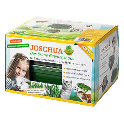 "Das Grüne Gewächshaus ""Joschua"""